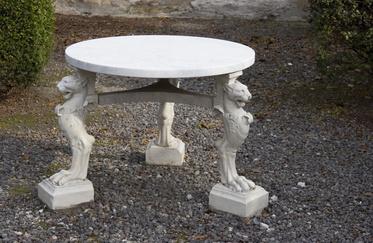 Les aménagements extérieurs en marbre