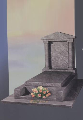 Granitier - Monument funéraire
