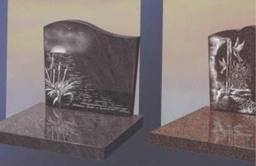 Tailleur de pierre - Monument funéraire